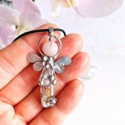 Náhrdelník anděl Mateřství Těhotenství