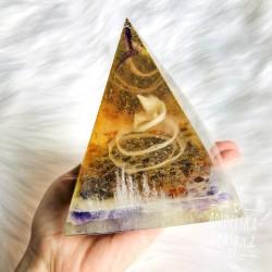 Obrovská pyramida Hojnost Plodnost 640g