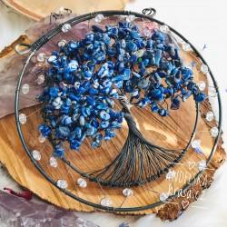 Strom HARMONIE MYSLI - sodalit a lapis lazuli