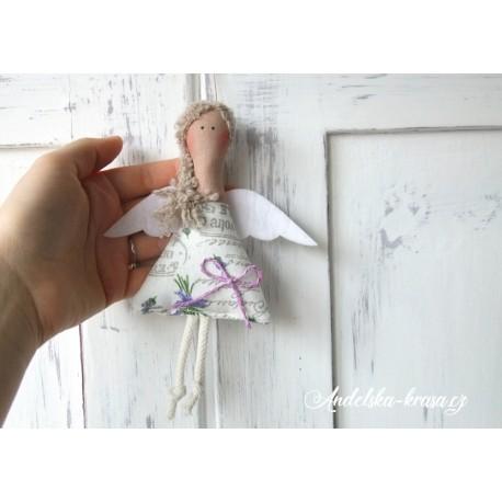 Andělka č.2 - 17cm