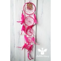 Lapač snů - růžový