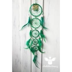 Lapač snů - zelený
