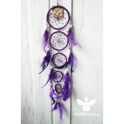 Lapač snů - fialový