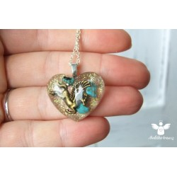 Orgonitový náhrdelník Tvořivost