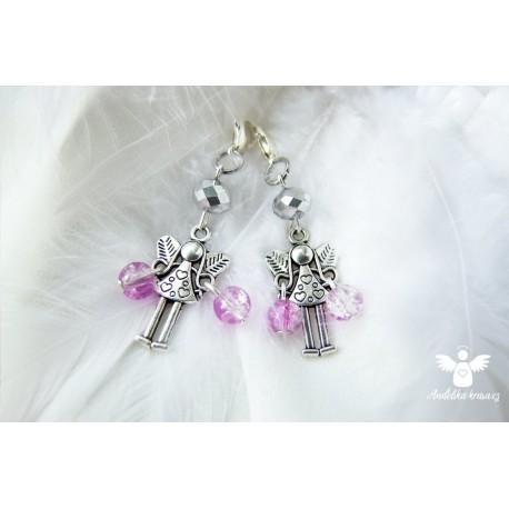 Andělka fialová
