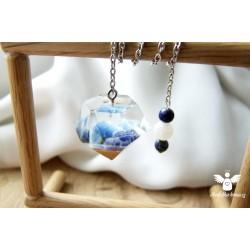 Kyvadlo sodalit lapis lazuli