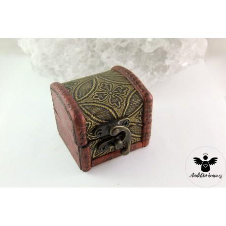 Mini truhlička / krabička