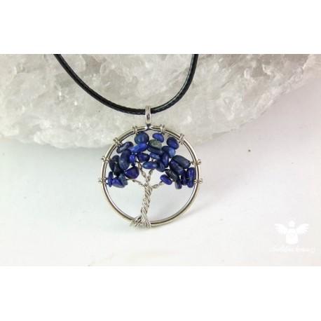 """Náhrdelník strom života """"Lapis Lazuli"""""""