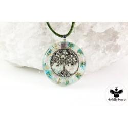 Orgonitový náhrdelník Duševní síla