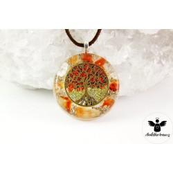 Orgonitový náhrdelník Ochrana zdraví
