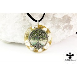 Orgonitový náhrdelník Kreativita a paměť