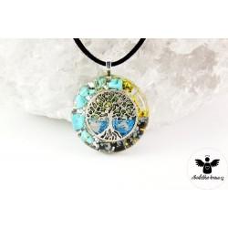 Orgonitový náhrdelník Tělo a duše
