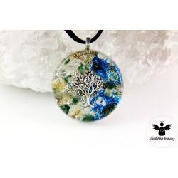 Orgonitový náhrdelník Intuice