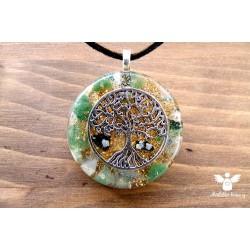 Orgonitový náhrdelník Životabudič