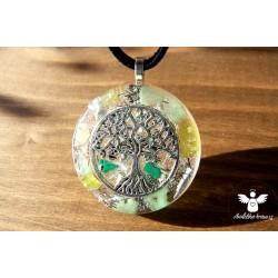 Orgonitový náhrdelník Štěstí rovnováha