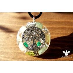 Orgonitový náhrdelník Štěstí rovnováha 3