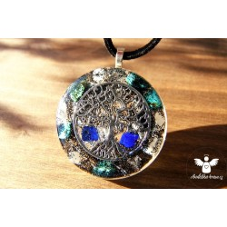 Orgonitový náhrdelník Duchovní vůdce