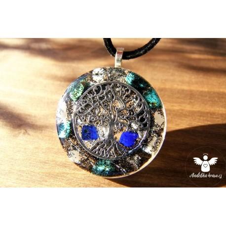 """Orgonitový náhrdelník """"Duchovní vůdce"""""""