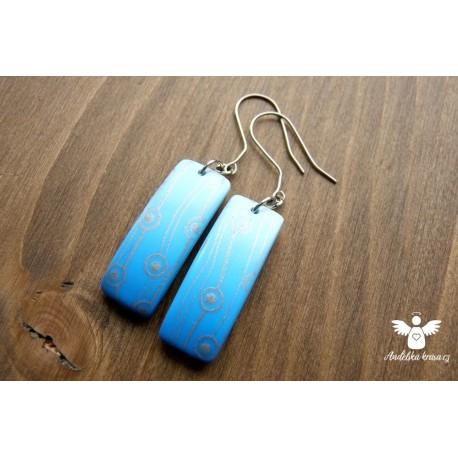 Modré odstíny – ocel