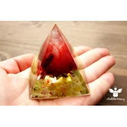 Pyramida prosperita láska 1. kořenová čakra