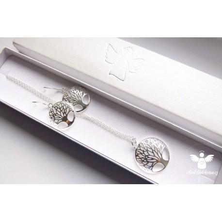 """Náramek stříbro 925 """"Andělský ochránce"""""""