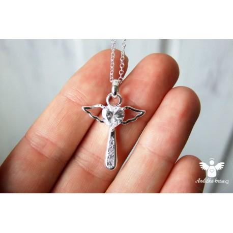 Náušnice + náhrdelník stříbro 925 Strom života