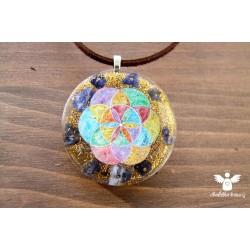 Náhrdelník květ života hluboká meditace