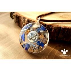 Náhrdelník Ǒm vnitřní klid meditace