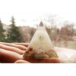 Pyramida duha intuice tvořivost láska