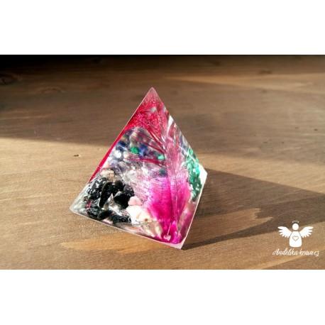 Intuice Láska Harmonie Jistota Pyramida