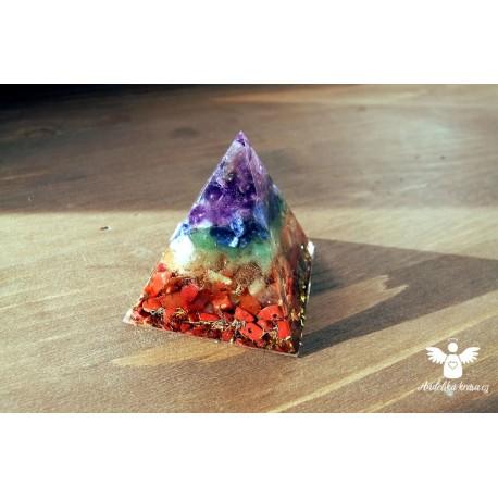 Čakrová pyramida