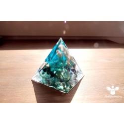Orgonit pyramida pírko Hluboká meditace Harmonie