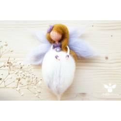 Vílenka Andělka 7.čakra Spiritualita Vyšší vědomí