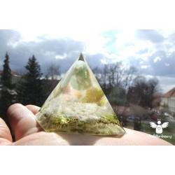 Štěstí Kreativita Prosperita Pyramida