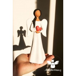Anděl Láska a Ochrana 20cm 3