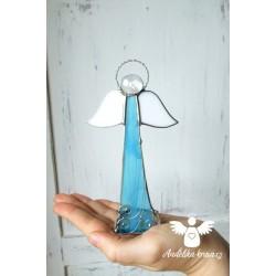 Andílek svícen - velký modrý