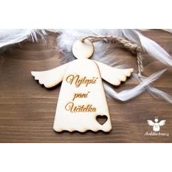 Anděl pro paní učitelku