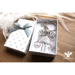 Andělka v krabičce Paní učitelce VELKÁ