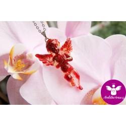 Orgonitový anděl 1.čakra Ženství Seběvědomí Uvolnění