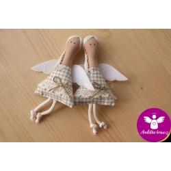 Andělka č.4 - 17cm