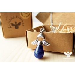 Náhrdelník Anděl Lapis Lazuli Klid Uvolnění