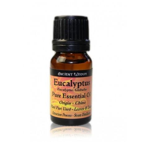 Santalové Dřevo Esenciální Olej 10 ml