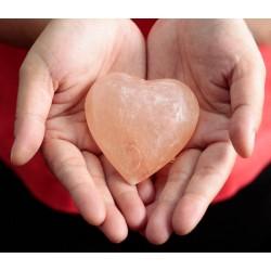 Himalájské Solné Deo Mýdlo - Srdce