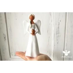 Anděl Ochrana Blahobyt Spokojenost 20cm 5