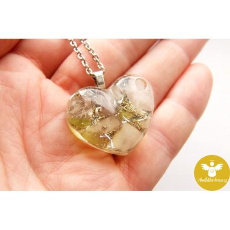 Orgonitový náhrdelník Štěstí