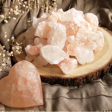 Růžová Himalájská Sůl - Velké Kusy Krystalů - 1kg