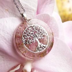Orgonitový náhrdelník SebeVědomí Láska Vztahy