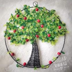 Strom Života 4.čakra plodnost, láska, blahobyt