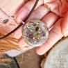 Orgonitový náhrdelník Merkaba Vědomí