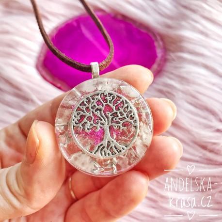 Orgonitový náhrdelník Láska Vztahy